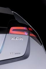 Conceptul Acura ZDX dezvelit la New York9078