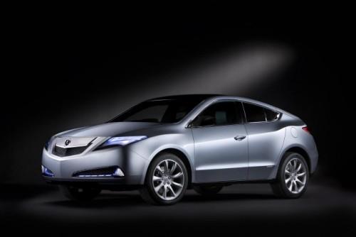 Conceptul Acura ZDX dezvelit la New York9079