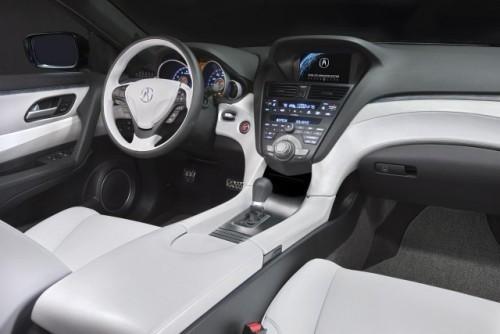 Conceptul Acura ZDX dezvelit la New York9080