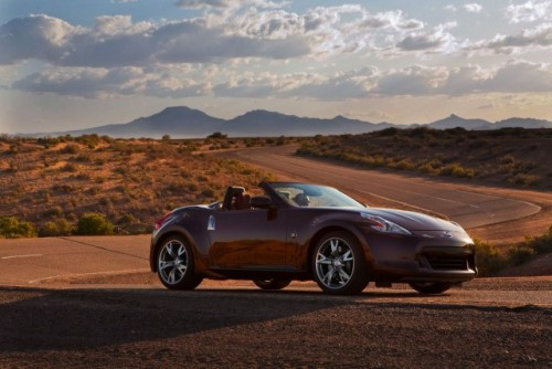 Oficial: Nissan a prezentat noul 370Z Roadster8969