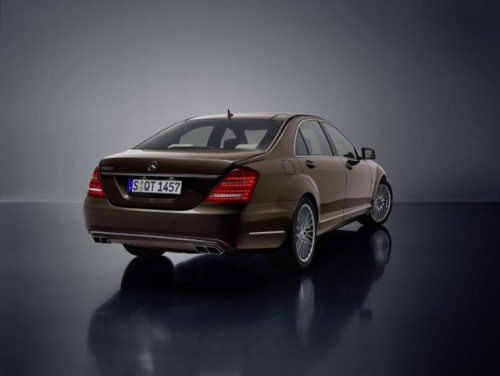 Oficial: Mercedes S-Class facelift8930