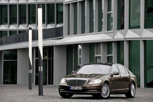 Oficial: Mercedes S-Class facelift8949