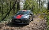 Drive-test cu Mitsubishi Lancer Sportback8871