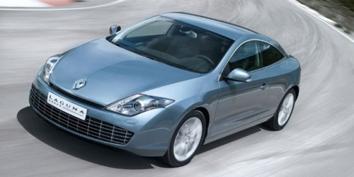 Noul Laguna Coupe, in Romania de la 27.700 euro cu TVA8853
