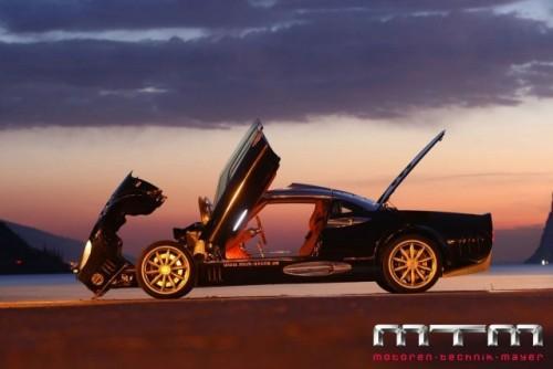 MTM a preparat Spyker C8 Double 12S8835