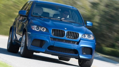 VIDEO: Noile BMW X5 M si X6 M8803