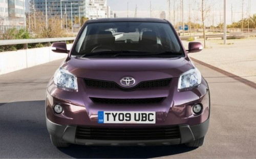 Video si detalii despre noul Toyota Urban Cruiser8789