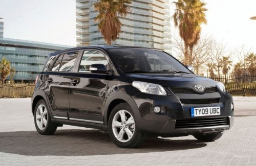 Video si detalii despre noul Toyota Urban Cruiser8792