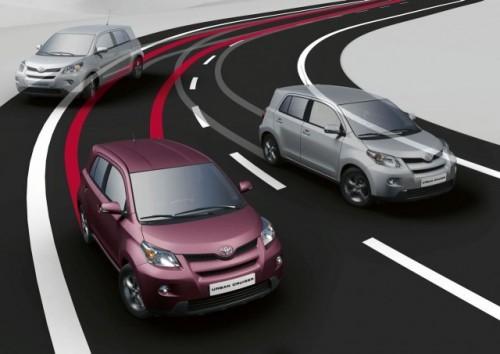 Video si detalii despre noul Toyota Urban Cruiser8798