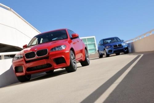 BMW X5 M si X6 M: detalii si poze oficiale8768