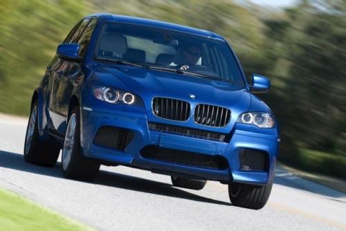 BMW X5 M si X6 M: detalii si poze oficiale8771