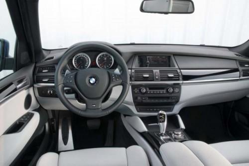 BMW X5 M si X6 M: detalii si poze oficiale8777