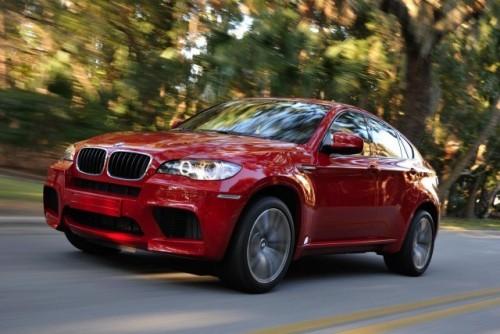 BMW X5 M si X6 M: detalii si poze oficiale8778