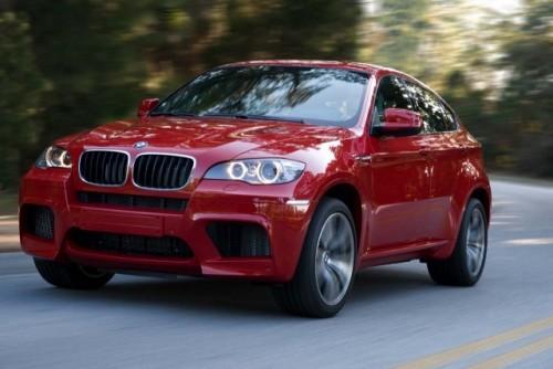 BMW X5 M si X6 M: detalii si poze oficiale8779
