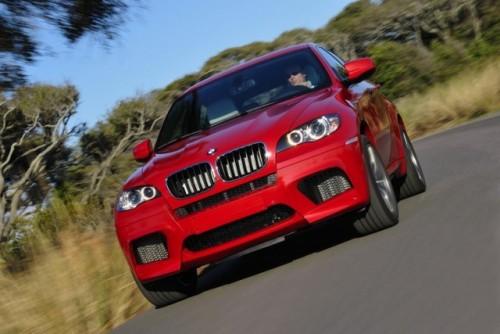 BMW X5 M si X6 M: detalii si poze oficiale8782