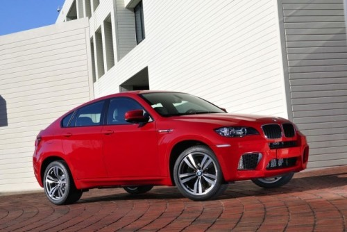 BMW X5 M si X6 M: detalii si poze oficiale8783