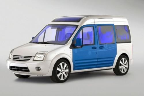 Conceptul Ford Transit Conect Family One va debuta la New York8688