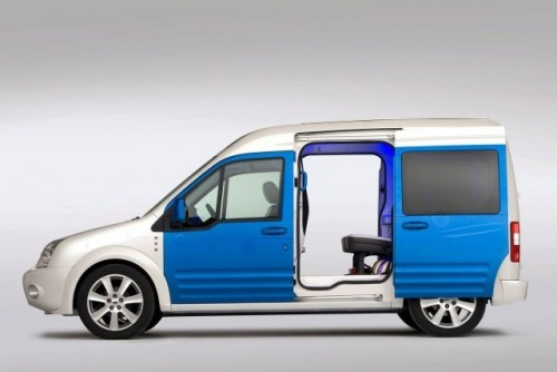 Conceptul Ford Transit Conect Family One va debuta la New York8691