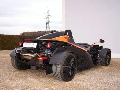 MTM a modificat un KTM X-BOW8617