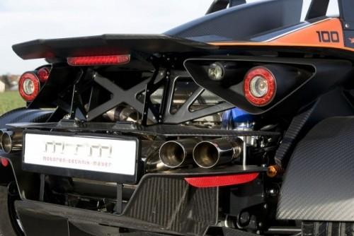 MTM a modificat un KTM X-BOW8618