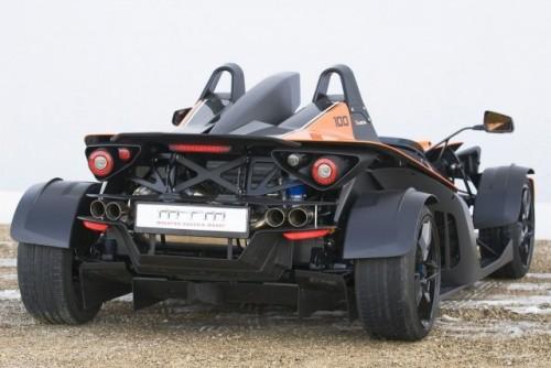MTM a modificat un KTM X-BOW8620