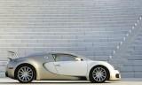 Imagini cu un Bugatti Veyron  auriu8608