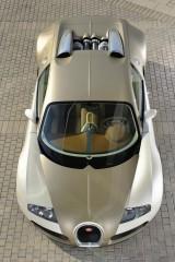 Imagini cu un Bugatti Veyron  auriu8615