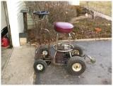 Un om a fost amendat pentru ca a condus beat un scaunel de bar motorizat8600