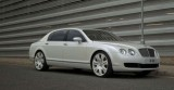 Bentley Flying Spur alb perlat!8594
