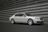 Bentley Flying Spur alb perlat!8595
