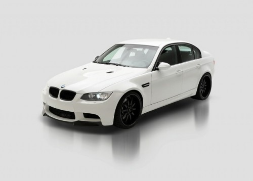 Vorsteiner lanseaza un nou kit de caroserie pentru BMW M3 Sedan!8558