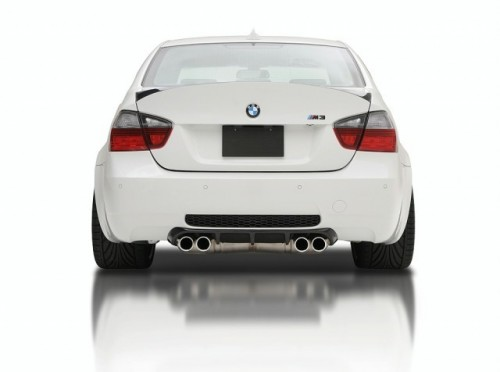 Vorsteiner lanseaza un nou kit de caroserie pentru BMW M3 Sedan!8560
