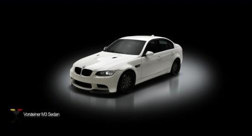 Vorsteiner lanseaza un nou kit de caroserie pentru BMW M3 Sedan!8562