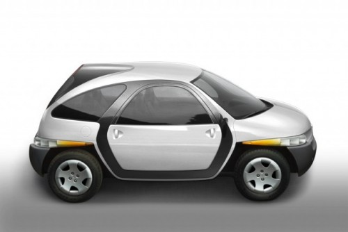 Concept car: Fioravanti Tris8552