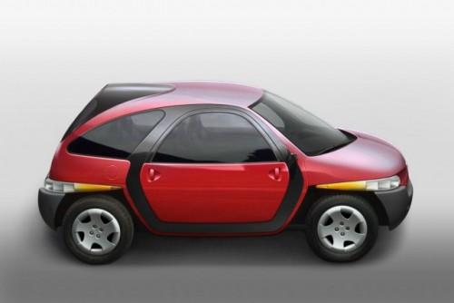 Concept car: Fioravanti Tris8553