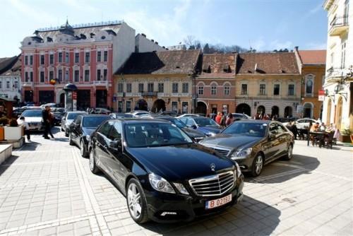 Oficial: Noul Mercedes Clasa E pleaca de la  41.590 de euro in Romania8527