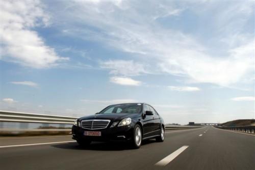 Oficial: Noul Mercedes Clasa E pleaca de la  41.590 de euro in Romania8529