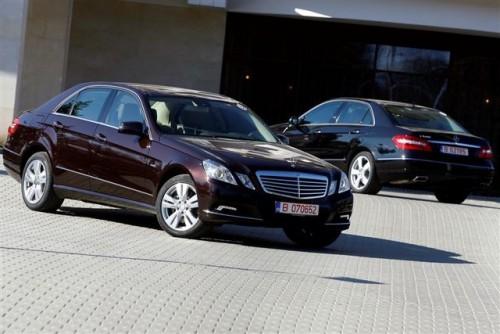 Oficial: Noul Mercedes Clasa E pleaca de la  41.590 de euro in Romania8530