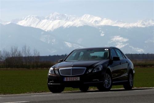 Oficial: Noul Mercedes Clasa E pleaca de la  41.590 de euro in Romania8535