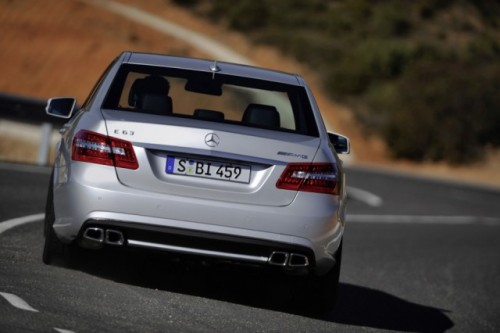 OFICIAL: Noul Mercedes E63 AMG8509