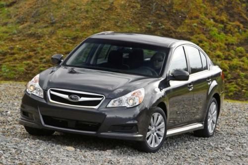 Subaru Legacy dezvelit oficial!8479