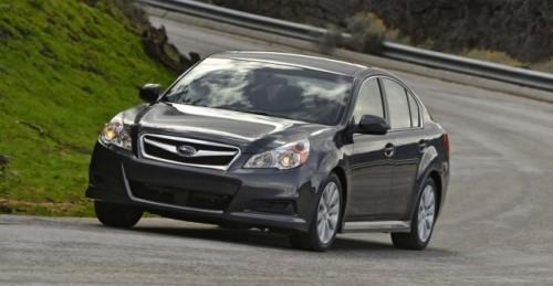 Subaru Legacy dezvelit oficial!8480