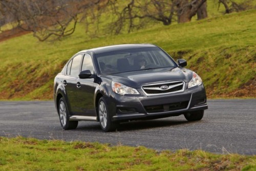 Subaru Legacy dezvelit oficial!8481