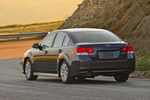 Subaru Legacy dezvelit oficial!8482