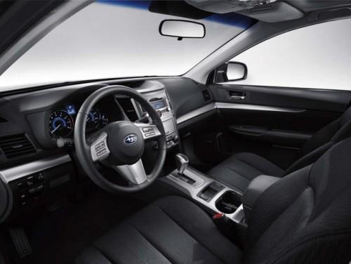 Subaru Legacy dezvelit oficial!8485