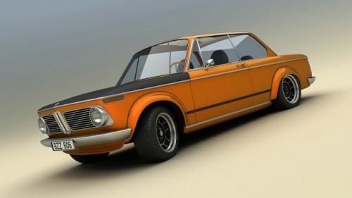 Vizualtech plateste tribut modelului BMW 2002!8473