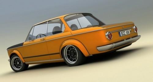 Vizualtech plateste tribut modelului BMW 2002!8474