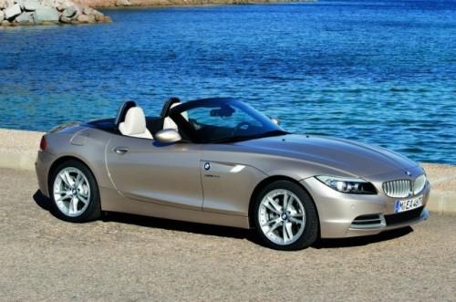 BMW anunta preturile oficiale pentu Z4!8460