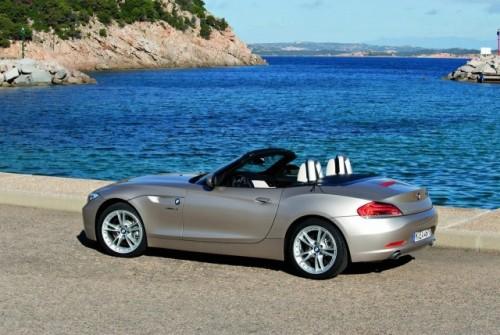 BMW anunta preturile oficiale pentu Z4!8461