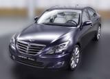 Editie de lux: Hyundai Genesis Prada8458